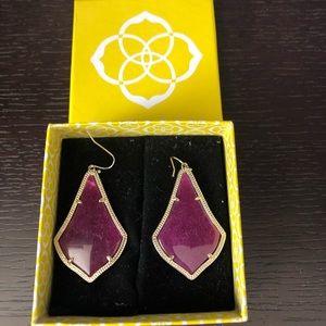 Kendra Scott Earrings with box